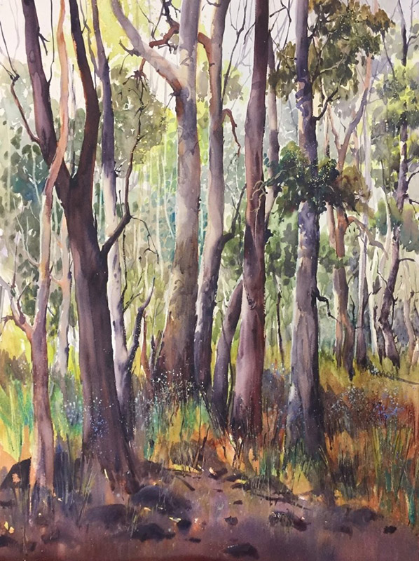 09 Along Burralow Rd Here and There Exhib Julie Simmons