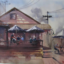 cafe-au-lait-julie-simmons-watercolor