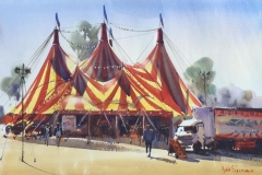 The Bigtop 100x80cms